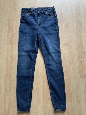 Slim High Waist Jeans