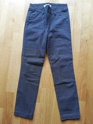 Lefties Pantalon chinos noir