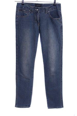 Slim Jeans blau Casual-Look