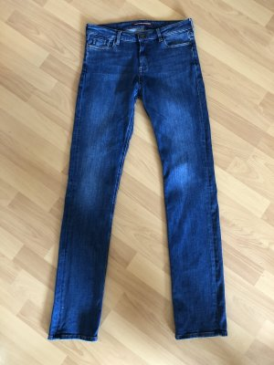 Slim-Jeans Vintage wash