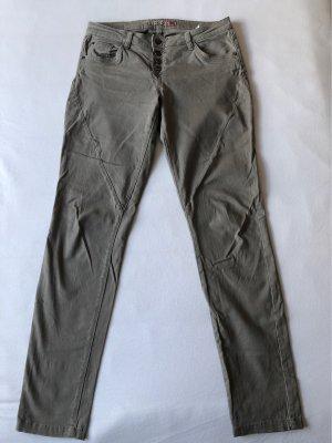 Urban Surface Jeans slim fit grigio chiaro Cotone
