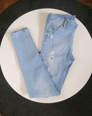 Slim Jeans von Zara