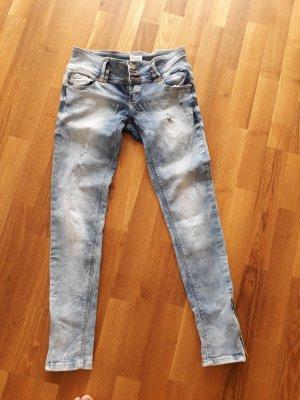Slim Jeans washed