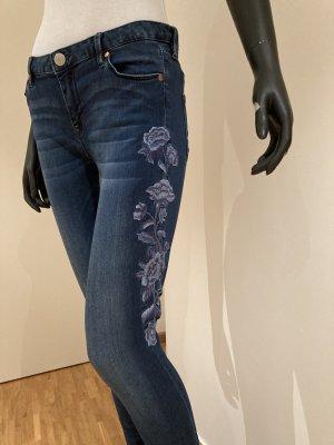 Blaustoff Herrlicher Stretch Jeans blue cotton