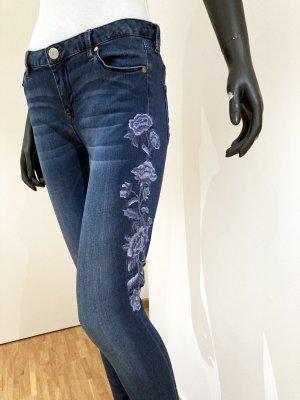 Blaustoff Herrlicher Stretch jeans blauw Katoen
