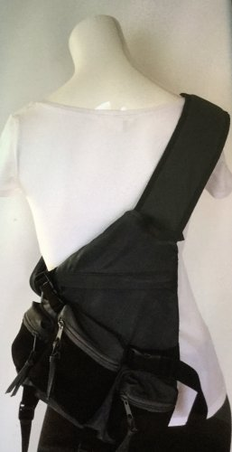 Trekking Backpack anthracite-black