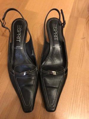 Edc Esprit Ballerines à lacets noir