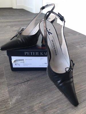 Peter Kaiser Slingback pumps zwart