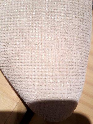 Slingback Pumps natural white-cream linen