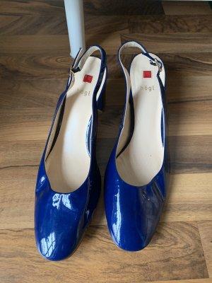 Högl Slingback Pumps blue
