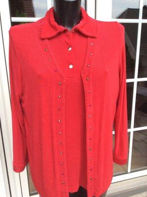 Slinky Brand Twin Set tejido rojo-rojo claro Poliéster