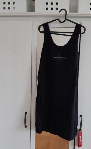 Slip Dress schwarz Calvin Klein