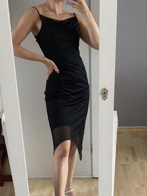 Slip in Kleid mit Rückenausschnitt