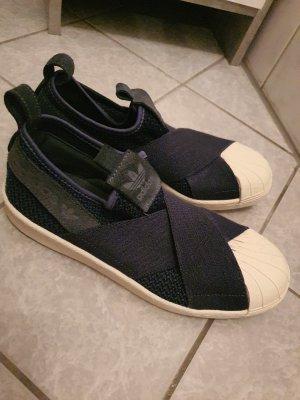 Adidas Originals Sneakersy wciągane antracyt