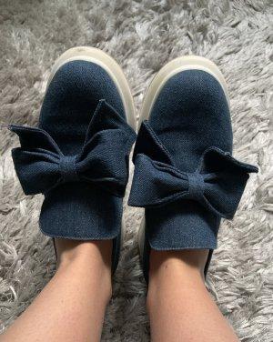 Slip on Schuhe - Jeans (39)