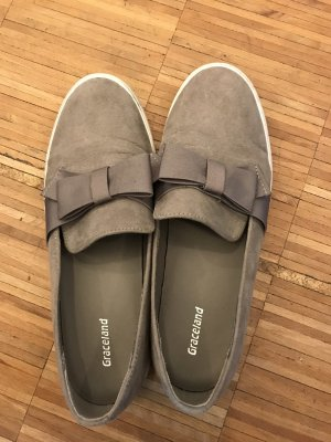 Graceland Slip-on Sneakers grey