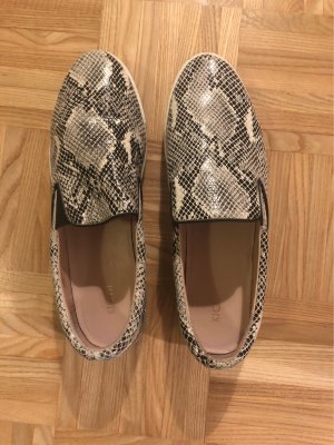 Slipper animalprint