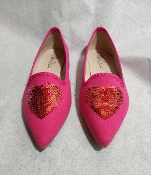 Ella Cruz Slippers pink
