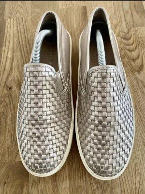 Carvela Slip-on Shoes gold-colored