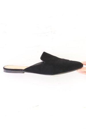 Lage schoenen zwart
