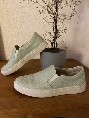 AN OTHER A Slip-on turquoise-bleu clair