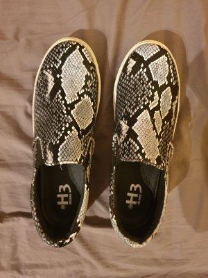 H3 Shoes Pantofola grigio