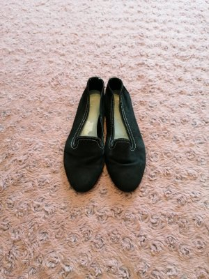 Ravalle Pantoffels zwart