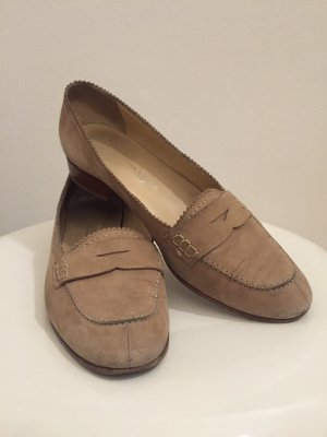 Slippers sand brown