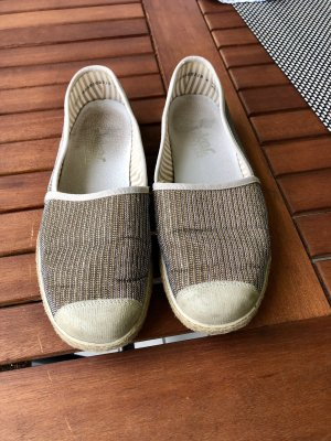 Slipper Rieker gold Gr. 39