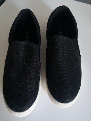 Babouche noir