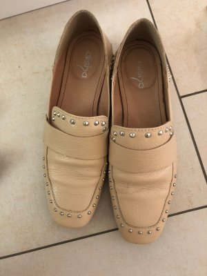 Alisha Slip-on Shoes cream