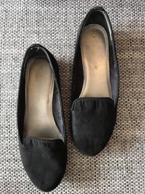 Marco Tozzi Pantoffels zwart