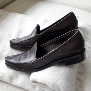 Sergio Rossi Slippers dark brown