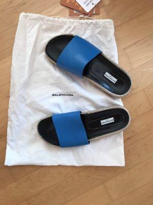 Slippers von Balenciaga