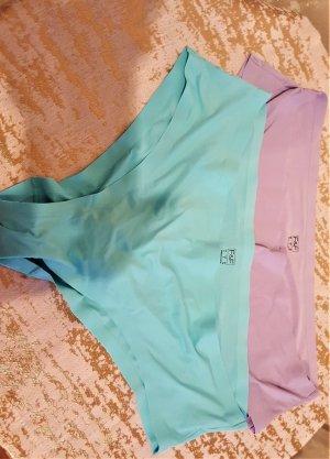 F&F Braguita azul claro-rosa