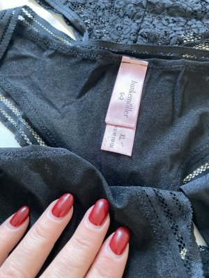 Hunkemöller Pantalone pigiama nero