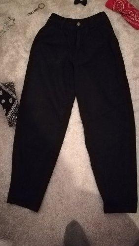 Slouchy Jeans schwarz