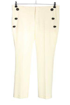 Sly 010 Pantalone jersey bianco sporco stile casual