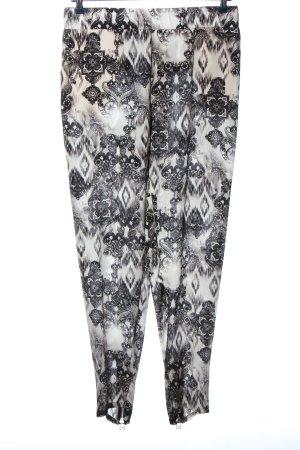 sly Baggy broek volledige print casual uitstraling