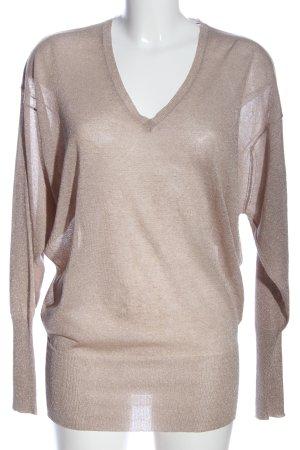 sly V-Ausschnitt-Pullover