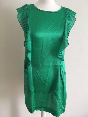 Smaragdgrünes Kleid von Pepe Jeans Gr. M