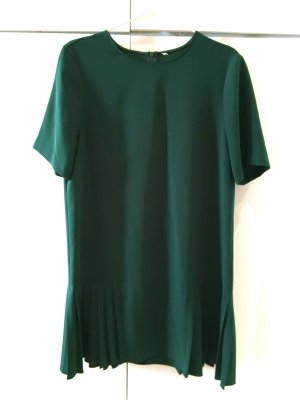 Smaragdgrünes Kleid von Zara