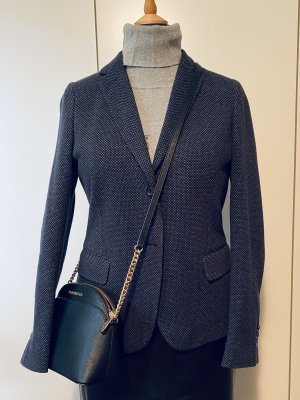 Gant Blazer Tweed azul oscuro-blanco puro