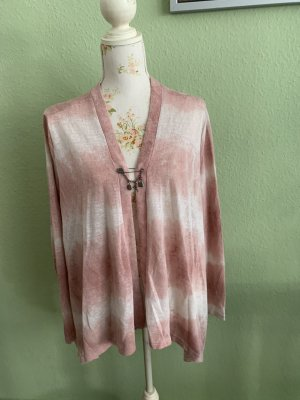 smash* 2 tlg.Set* Bluse + Strickjacke * Gr.XL