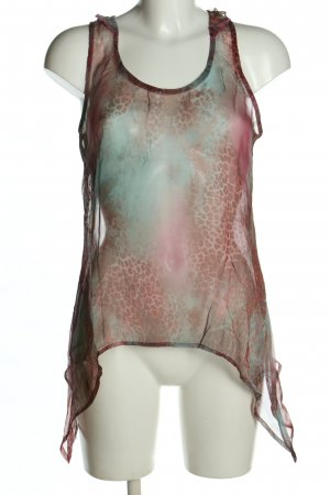 Smash Blouse Top multicolored casual look