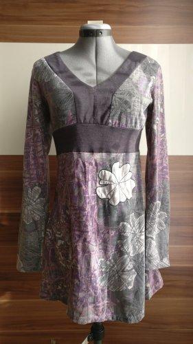 Smash! Kleid grau-lila