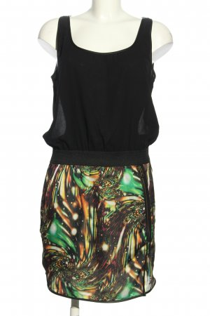 Smash Minikleid grafisches Muster Casual-Look