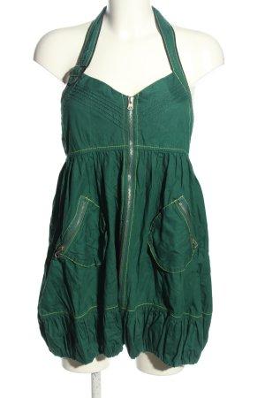Smash Halter Dress green casual look