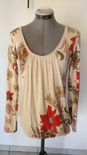 Smash! Shirt / Pullover mit Herbstblumen