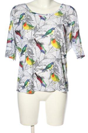 Smash T-Shirt allover print casual look